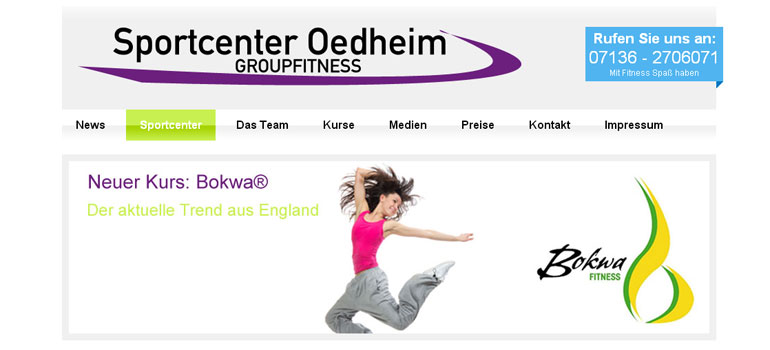imgVolles Paket: Sportcenter Oedheim
